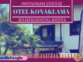 Instagram Çekiliş – Ağva'da Villa Konaklama