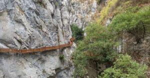 Horma Kanyonu Ulaşım