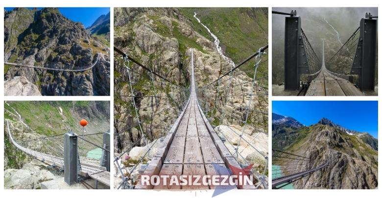 Isvicre Trift Koprusu Nerede