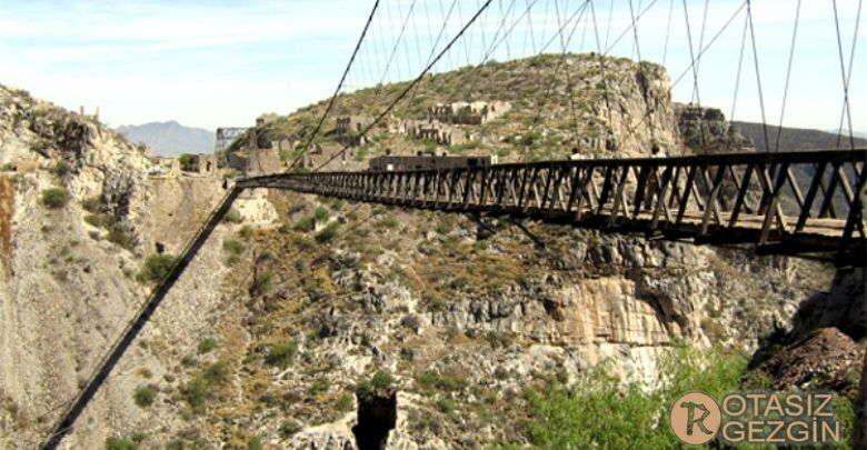 Meksika Puente de Ojuela