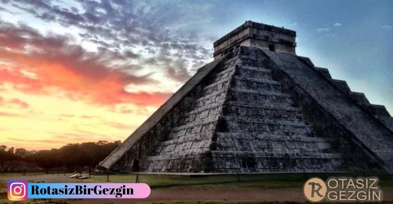 Chichen Itza Yucatan Meksika