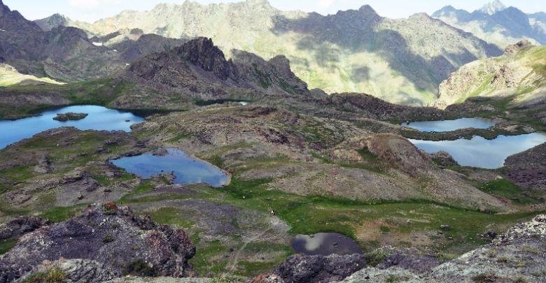 Erzurum Aksu Gölleri Kamp Alanı