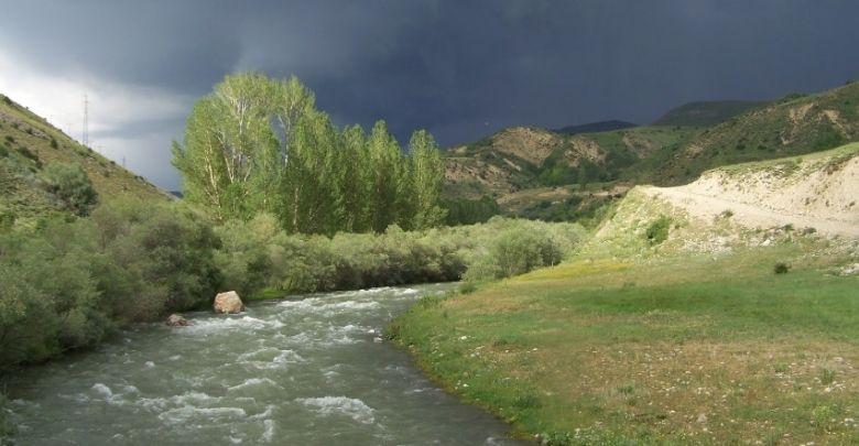 Erzurum-Aziziye Gelinkaya Uygun Kamp Yeri