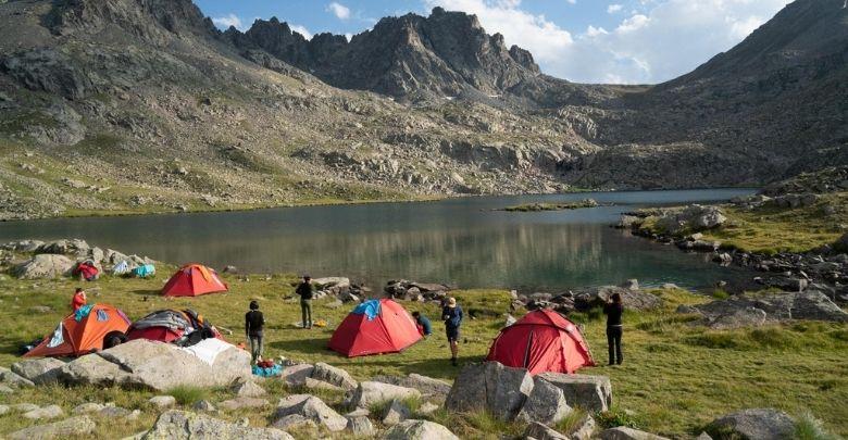 Erzurum Kapılı Göller Kamp Alanı