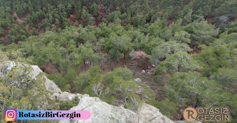 Eskişehir Laçin Köyü Ücretsiz Kamp Alanı