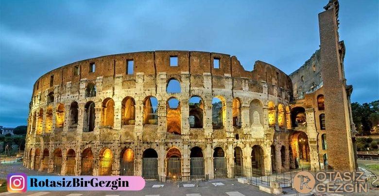 Kolezyum - Roma İtalya
