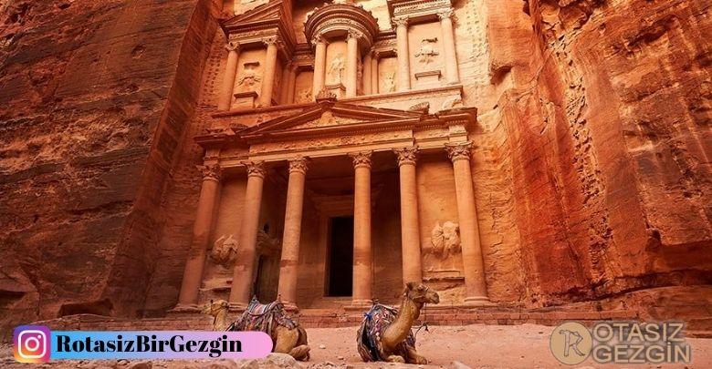 Petra - Ürdün