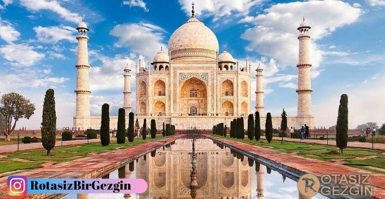 Tac Mahal - Agra Hindistan