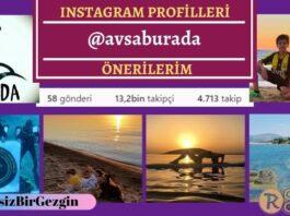 Avşa Adası En İyi Instagram Sayfası - Avşa Burada