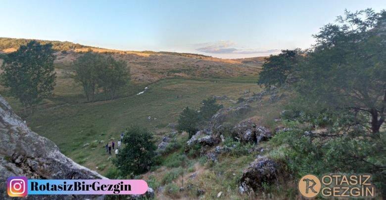 Eskişehir Beyyayla Ücretsiz Kamp Alanı