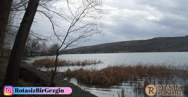 Eskişehir Çukurhisar Göleti Ücretsiz Kamp Alanı