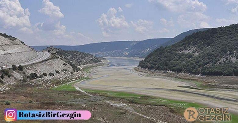 Eskişehir Porsuk Barajı Ücretsiz Kamp Alanı