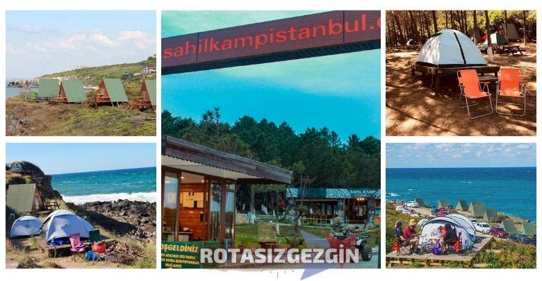 4- Şile Sahil Köy Camping